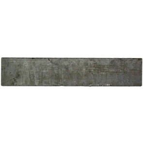 Metal Galvanized Weather Bar 25mm x 6mm x 1m