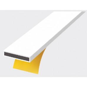 20mm x 4mm Intumescent Strip White 2.1m (60min)