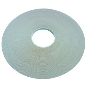 White Security Glazing Tape - Various Sizes