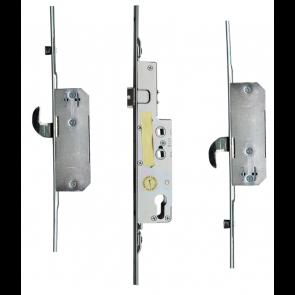 Avocet 2 Rollers/2 Hooks 92mm Centres UPVC Lock 35mm Backset