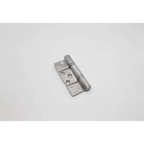 E3 Single Half Offset Hinge - Stainless Steel