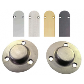 40mm Ø Panel to Panel Magnetic Catch (Pair) - Various Finishes