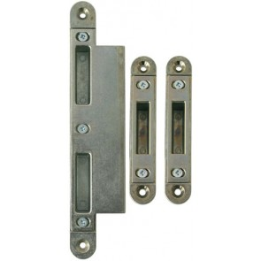 Keep Pack Set for 3 Point Lock (57mm door) - BZP