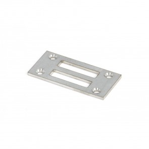Ventable Keep Plate - Stainless Steel