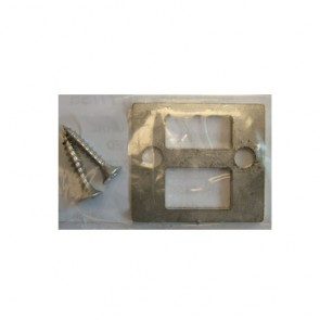 Ventable Keep Plate for Hook Espagnolette - SS