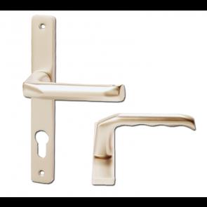 Espag Lever Door Handle (70mm cc) - Gold