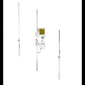 Fercomatic Automatic Latch & Deadbolt - 40mm Backset