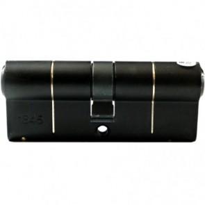 6 Pin BS Euro Cylinder KD - Black