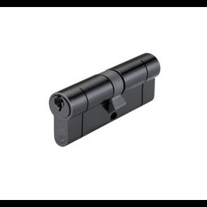 45/45 Euro Cylinder KD - Black