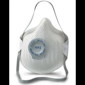 Moldex 2555 Classic FFP3 Dust Mask with valve (Each)