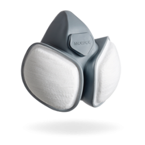 Moldex FFP3 Reuseable Compact Half Face Mask