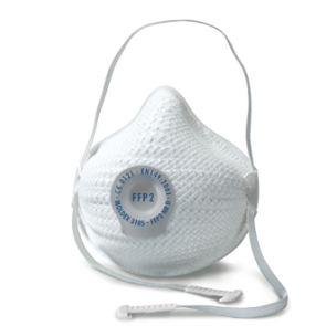 FFP2 Particle Dust Mask with valve (Each)