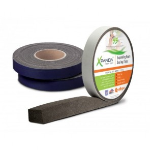 Expanding Foam Tape Black - Various Sizes
