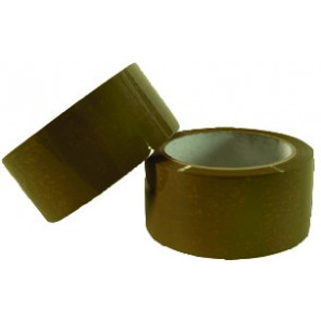 Brown Parcel Tape - 50mm