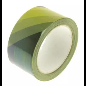 Black & Yellow Hazard Warning Safety Tape 50mm x 33m