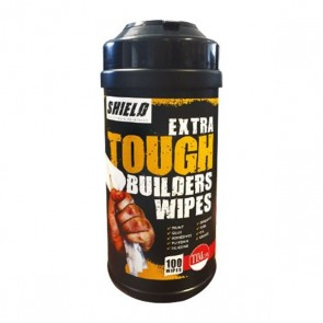 Shield Extra Tough Builders Wipes (100)