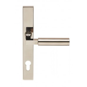 Fagus 92mm Narrow Lever Espag (211mm Fixings) - 316/304 Stainless Steel