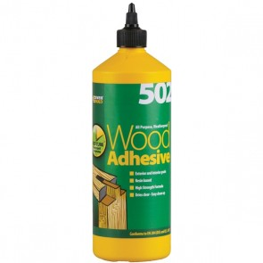 Everbuild All Purpose Weatherproof D3 PVA Glue 1 L