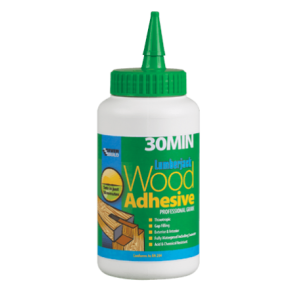 Lumberjack 30minute PU Wood Adhesive - 750g