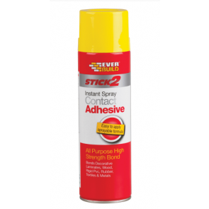 Everbuild Spray Contact Adhesive 500ml