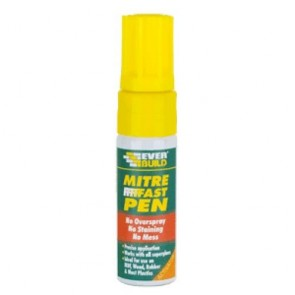 Everbuild Mitre Fast Activator Pen 10ml
