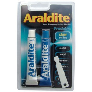 Everbuild Araldite Glue