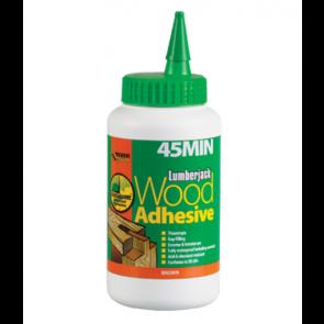Lumberjack 45minute PU Wood Adhesive - 750g