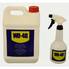 WD40 5LT + Spray bottle