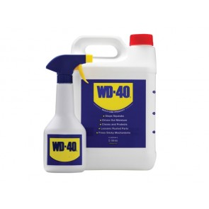 WD40 5LT + Spray bottle