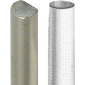 Profile rod, ø 6 mm with cover