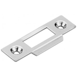 Strike Plate Nickel Plated