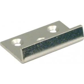 Angled Striking Plate Ni Pl