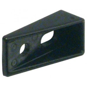 Stop Wedge  Plastic Black