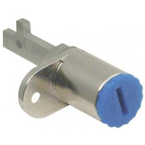 Symo Cylinder Lock Ni Pl Matt