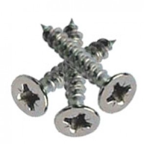 3.5 x 20 Stainless Steel CSK Screws (Pack 50)