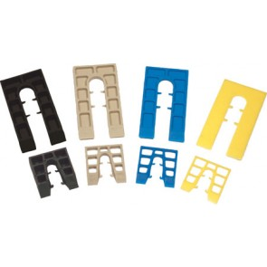 Mixed Sized Packing Shims (100)