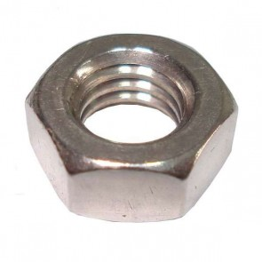 Stainless Steel Hexagon Full Nuts - Various Sizes