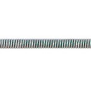 M14 Threaded Bar 1m (MILD STEEL) BZP