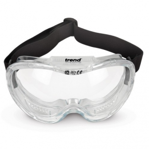SAFE/GOG/B - Safety Goggle EN166