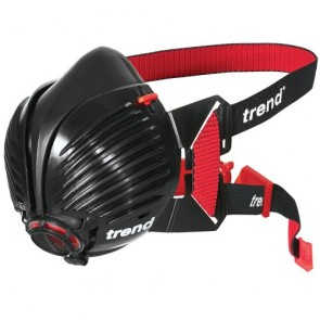 Trend Air Stealth Half Mask Small / Medium APF20