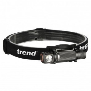 TCH/HA/H10 -LED 115 lumens white light head torch with angle head.