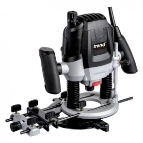 "T7EK - 2000W 1/2"" Variable Speed Workshop Router 240V"