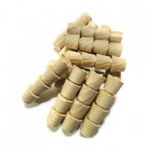 "1/2"" Wooden Pellets (100) - Beech"