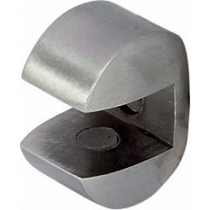 Shelf Support Clamp - Stainless Steel