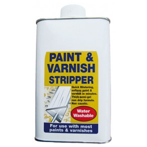 Everbuild Paint and Varnish Stripper 500ml