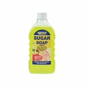 Everbuild Sugar Soap Liquid - 500ml