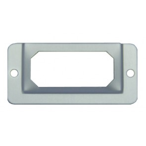 Card Frame - Satin Aluminium Anodised