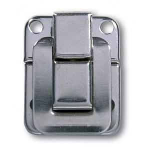 Sprung Case Clip - Nickel Plated