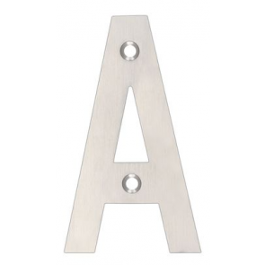 Letters A to C - Grade 304 SS