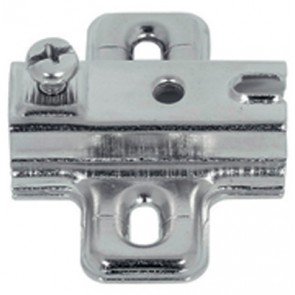 Cruciform mounting plate